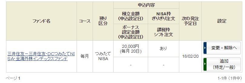 一般NISA(ただのNISA)
